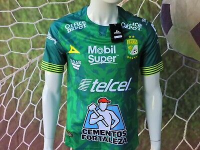 Liga Mx Club Leon Fc Local / Home Jersey 2020/19 (new With Tags) • 30.95$