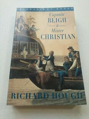 £5.90 • Buy Captain Bligh And Mister Christian By Richard Hough (2000, U. S. Naval Institute