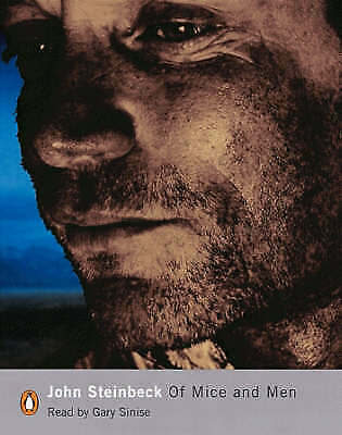 Of Mice And Men: Unabridged By John Steinbeck (Audio Cassette, 2000) • 1.99£