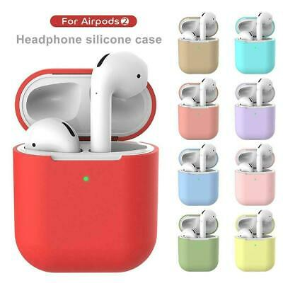 $ CDN5.99 • Buy Airpods Silicone Case Cover Protective Skin For Apple New Airpod 2 Earphone Case