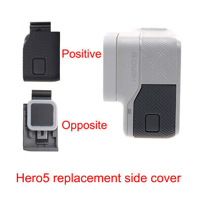 $ CDN15.33 • Buy Side Door For GoPro HERO6 / HERO5 Black Accessories Simple Shape Exquisite