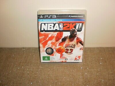 AU3 • Buy PS3 NBA 2K11 Replacement Case (NO GAME) Booklet Included