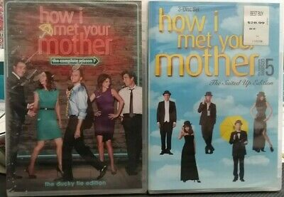 $17.95 • Buy How I Met Your Mother Seasons 5 &7 Brand New On DVD *Free Shipping*