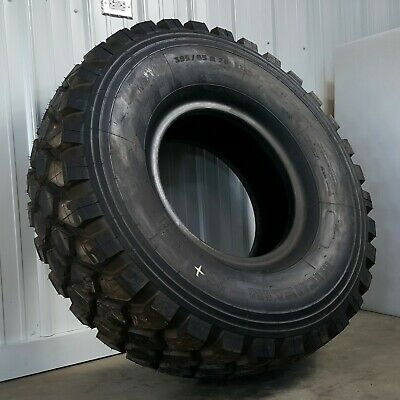 $300 • Buy Michelin XZL+ 46  395/85 R20 Military 6X6 M35 MRAP Mud Truck Tires New Old Stock
