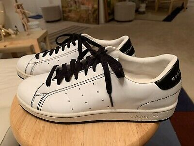 $279.90 • Buy Classic Adidas Muhammad Ali White Men's US10 Leather Athletic Sneakers Shoes