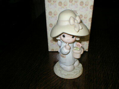 Enesco Precious Moments Figurine Happy Birthday  Poppy • 14.99£