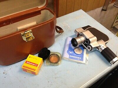 $ CDN180 • Buy Vintage Camera Carena Zoomex With Case And Accessories