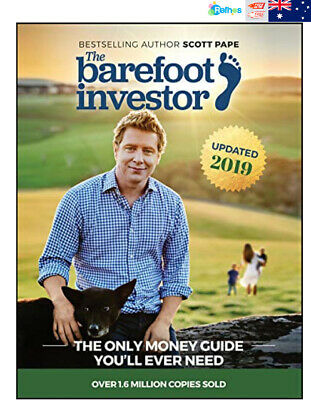AU23.99 • Buy The Barefoot Investor 2019 Update: The Only Money Guide You'll Ever Need