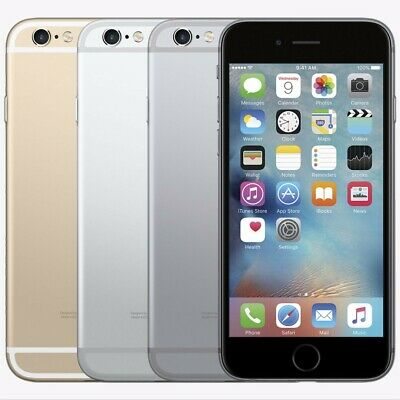 AU235 • Buy IPHONE 6 PLUS 16GB 64GB 128GB 100% GENUINE AND UNLOCKED + FREE EXPRESS SHIPPING
