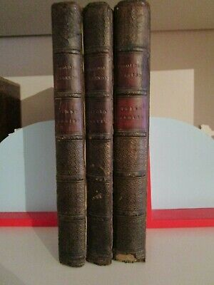 The Ingoldsby Legends Or Mirth & Marvels 1st 2nd & 3rd Series 1842-47 Cruikshank • 100£