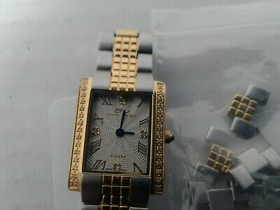 Ladies Daniel Steiger Watch With Links Quartz • 89$