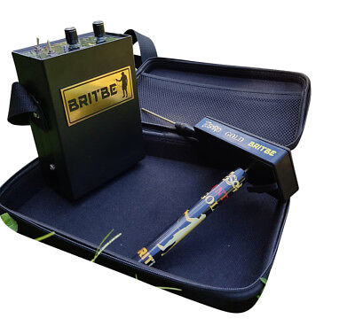 £1386.03 • Buy Britbe Tesoro Gold Metal Detector Professional Geolocator For Gold Prospecting