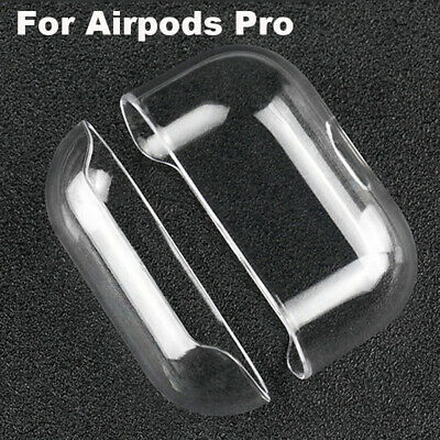 $ CDN3.50 • Buy For Apple AirPods Pro Accessories Clear Crystal Case AirPod Hard Cover Protector