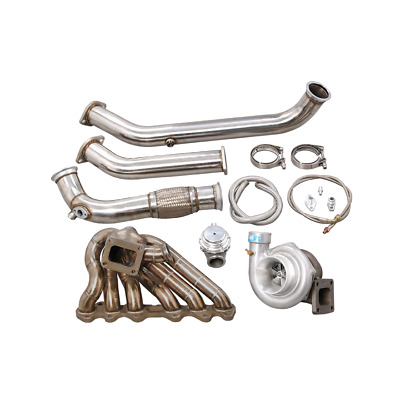 $ CDN2072.08 • Buy CXRacing Top Mount Turbo Manifold For 97-05 Lexus GS300 2JZ-GTE Engine 2JZGTE