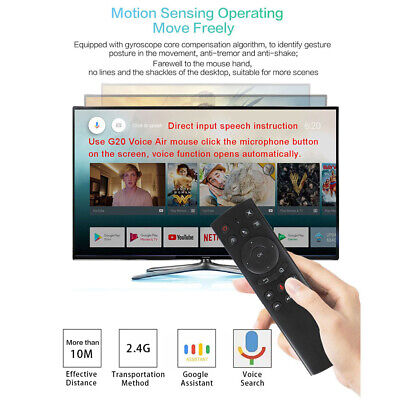 AU16.12 • Buy G20 2.4GHz Wireless Keyboard Air Remote Qwerty Fly Mouse For Android