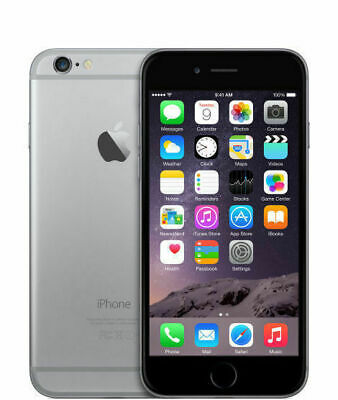 AU155 • Buy APPLE IPHONE 6 16GB 64GB 128GB 4G LTE GREY FACTORY UNLOCKED USED