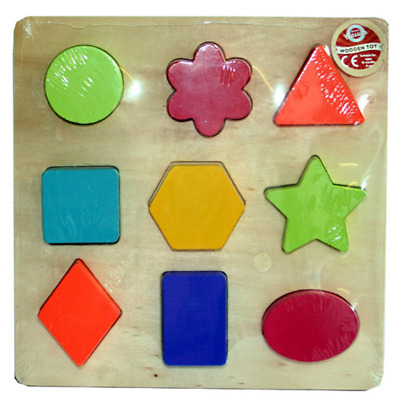 £6.09 • Buy Wooden Shape Sorter Sorting Puzzles Educational Toys Kids Pre-School 18 Months+