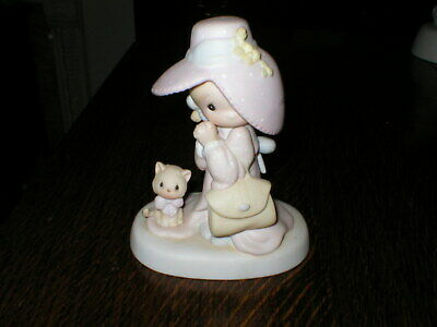 Enesco Precious Moments Figurine To A Very Special Mum • 12.99£