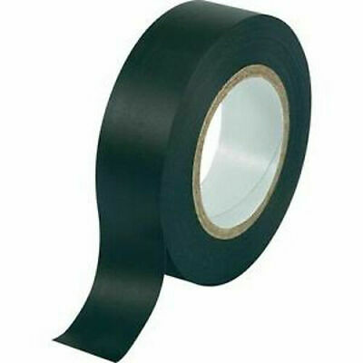 £2.89 • Buy 3 X 12m Rolls Of High Quality PVC Electricians Electrical Insulation Tape BLACK