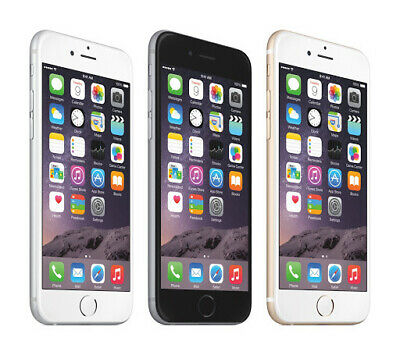 AU245 • Buy IPHONE 6 PLUS 64GB 100% UNLOCKED (AU STOCK) + FREE EXPRESS SHIPPING