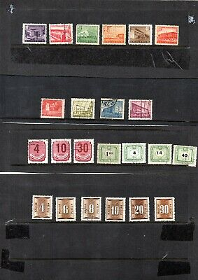 Magyar Hungary  Stamps 4 Nice Runs Of Collectables • 3.99£