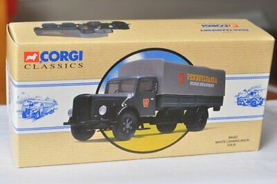 $19.99 • Buy Corgi Classics.Diecast Pennsylvania Railroad Stores Dept. Canvas 98455 NEW #3127