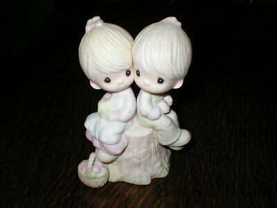 Enesco Precious Moments Figurine Love One Another  • 12.99£