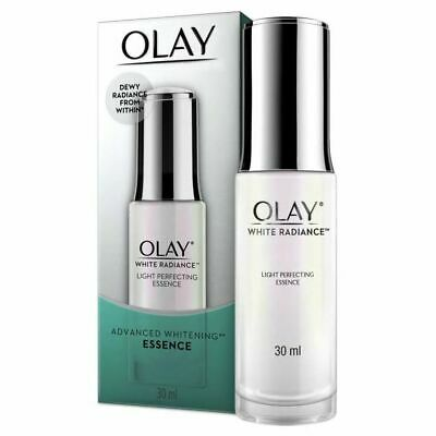 AU39.46 • Buy Olay White Radiance Light Perfecting Essence Facial Reduce Dull Skin Spots 30ml