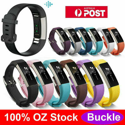 AU4.80 • Buy Replacement Wristband Watch Band Buckle Strap For Fitbit Alta / Alta HR / Ace