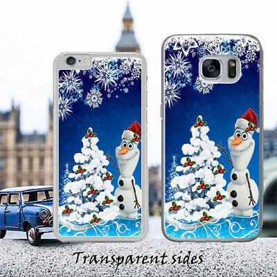 Olaf Christmas Tree Phone Case Cover • 6.99£