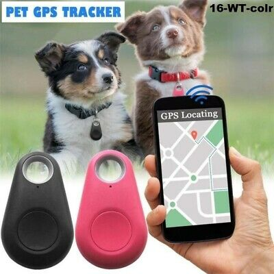 Bluetooth GPS Tracker Anti-Lost Alarm Key Finder Dog Locator Smart Tag Child Uk • 4.05£