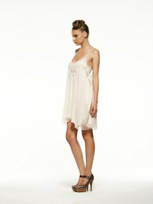 AU139.50 • Buy Alice Mccall Silence Is Golden Dress Sz 12 Bnwt Blush Colour Free Post (h30)