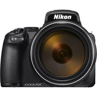 AU1449.10 • Buy Nikon COOLPIX P1000 Digital Camera With 125x Optical Zoom - Built-In Wi-Fi And B