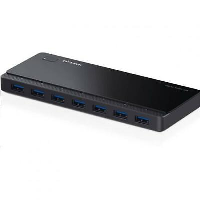 AU55.41 • Buy TP-Link TL-UH700 7-Port USB 3.0 Hub, 5Gbps Transfer Rate With 12V/2.5A Power Ada