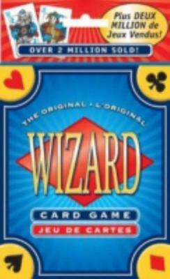 Wizard Card Game (Book, Other) • 15.08$