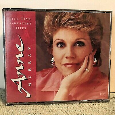 Anne Murray 3 CD Greatest All-Time Hits , S23-57725 , 1992 • 9.99$