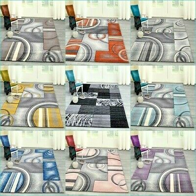 Modern Living Room Rugs Runners Mats Carpet Hallway Bedroom Cheapest Online UK • 15.95£