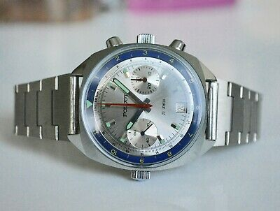 $ CDN660 • Buy Poljot 3133 Russian/Soviet Sturmanskie Vintage Chronograph Serviced