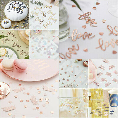 Table Scatter Confetti Party Decoration Christmas, Wedding, Birthday, Hen Party • 3.80£