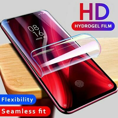 $ CDN3.43 • Buy For SAMSUNG Galaxy S10 8 9 Plus 5G NOTE TPU Hydrogel FILM Screen Protector COVER