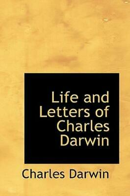 £29.16 • Buy Life And Letters Of Charles Darwin