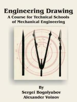 £39.83 • Buy Engineering Drawing: A Course For Technical Schools Of Mechanical Engineeri...