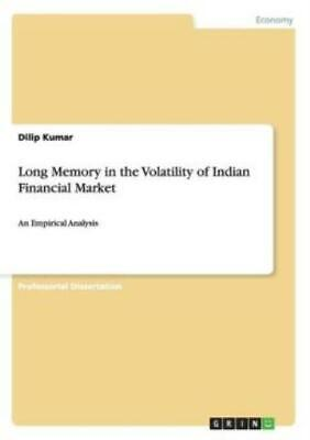 £41.87 • Buy Long Memory In The Volatility Of Indian Financial Market