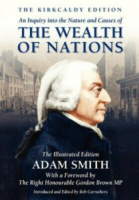 AU62.78 • Buy An Inquiry Into The Nature And Causes Of The Wealth Of Nations By Adam Smith