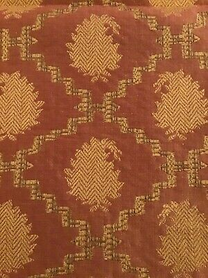 $35 • Buy Etro Upholstery Fabric Filangeri Color Brandy