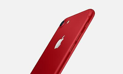 AU380.99 • Buy New In Sealed Box Apple IPhone 7 GLOBAL Unlocked Smartphone/128GB/RED
