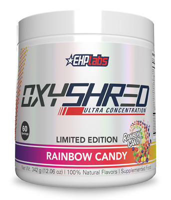 AU89.95 • Buy EHPlabs OxyShred - 60 Serves COSMIC BLAST - Thermogenic EHP Labs Oxy Shred
