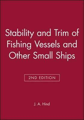 £57.33 • Buy Stability And Trim Of Fishing Vessels And Other Small Ships