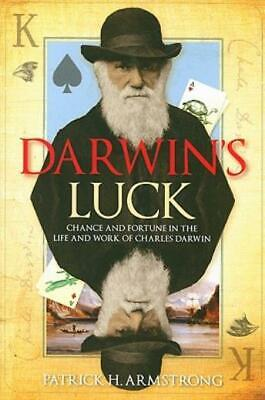 £53.80 • Buy Darwin's Luck: Chance And Fortune In The Life And Work Of Charles Darwin