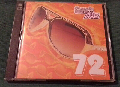 SOUNDS OF THE 70s  1972  Time Life 2CD • 20£